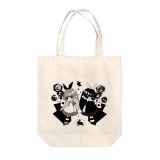 アリス×アリス Tote bags