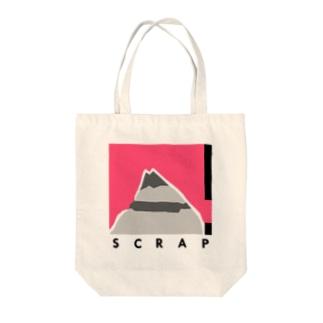 SCRAP Tote bags