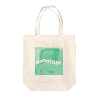 momotose Tote bags