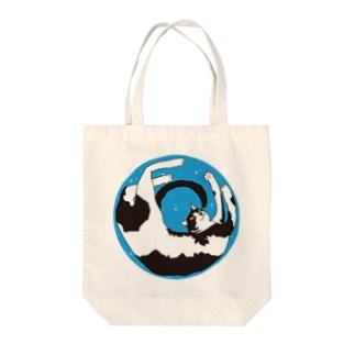 天体 Tote bags