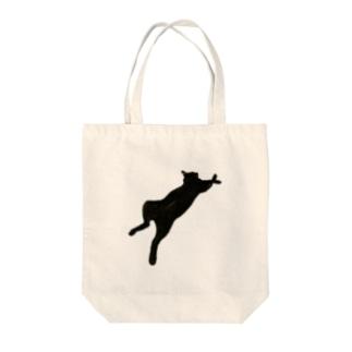 うちの猫:名前はボス、呼び方はけっけ Tote bags