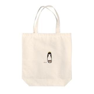 スネアーズさん Tote bags