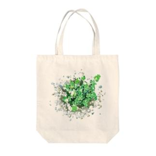 雑草2 Tote bags