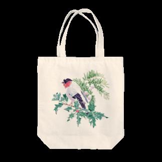 megumiaratameのウソ Tote bags