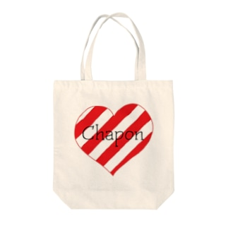 chapon Tote bags