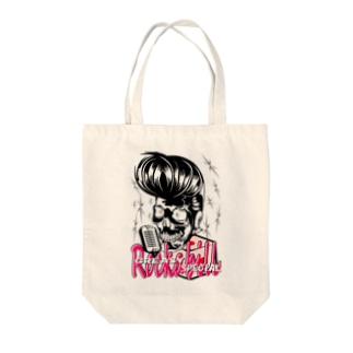 Rockabillシリーズ! Tote bags