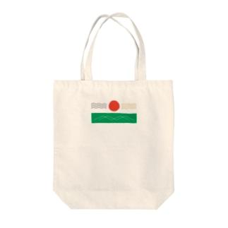 やまやま Tote bags