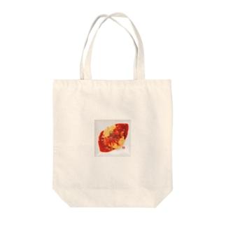 ふわとろオムライス Tote bags
