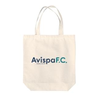 Avispa F.C. Tote bags