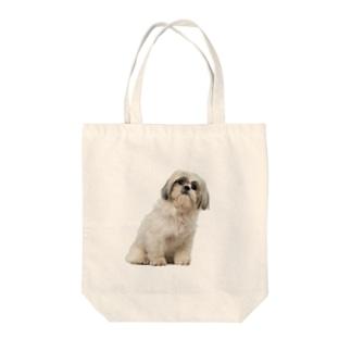 しずかわさん Tote bags