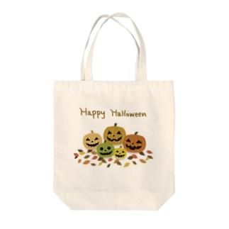 Halloween2019_1 Tote bags