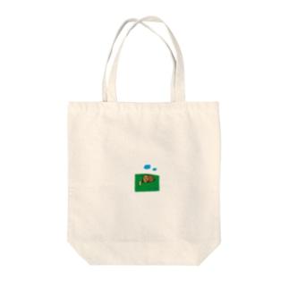 ロール君 Tote bags