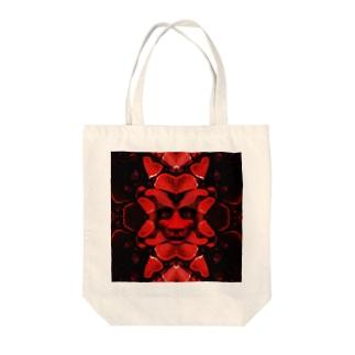 愛蛇 Tote bags