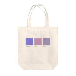 COLOR CHART by DODU Tote bags