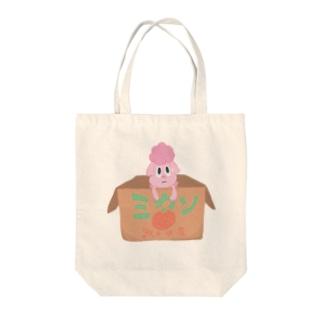 pu-chan トートバッグ
