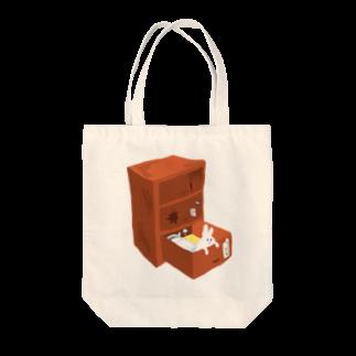 ぼさちゃんねねのusatann Tote bags