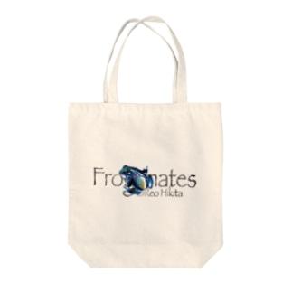 Frog-mates(アマノカワズ) Tote bags
