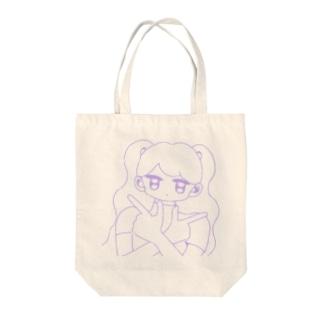 安室ちゃん憧れギャル ぽわカラー Tote bags