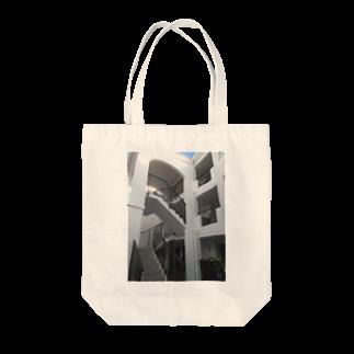 西園寺 颯斗のステアズウェイ Tote bags