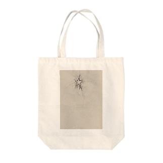 breking star Tote bags
