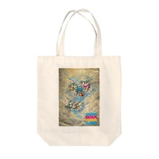 妖精に召される魚 Tote bags