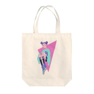 ▽ Tote bags
