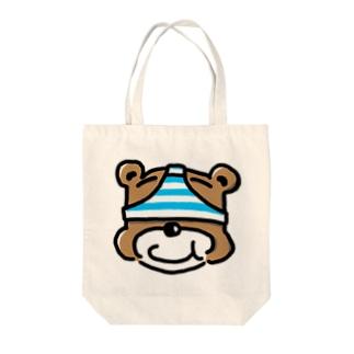 jigyakkumaアイコン公式グッズ Tote bags