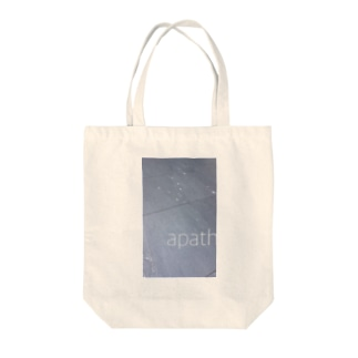 apathy Tote bags