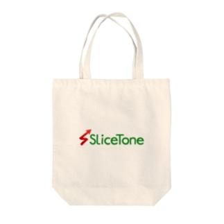 Slicetone OfficialのSlicetone公式グッズ Tote bags