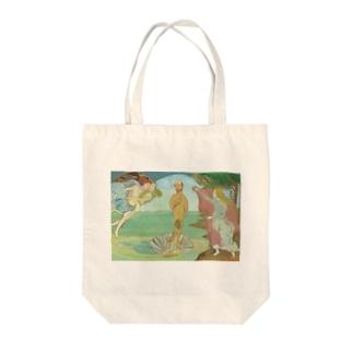 ヴィーナス Tote bags
