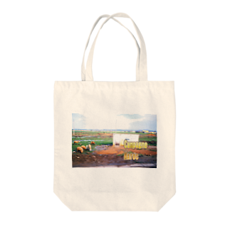 FUCHSGOLDのモロッコ:農村風景 Morocco: Country side Tote bags