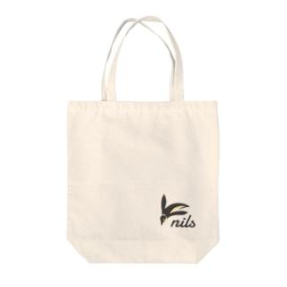 nils Tote bags