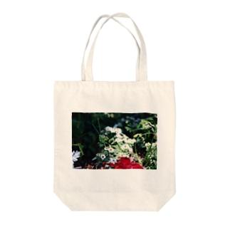 花の道 Tote bags