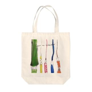 ミラクル Tote bags