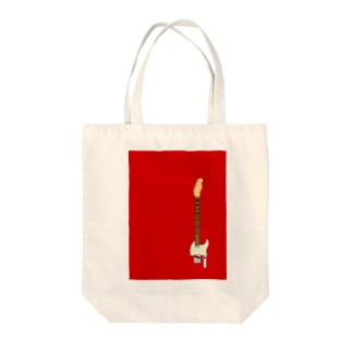 TLタイプ 赤色 Tote bags