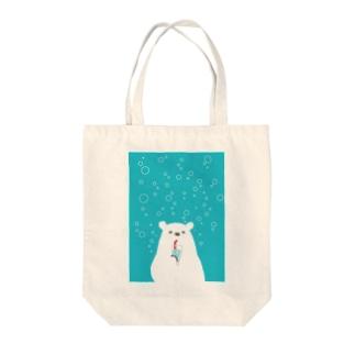 イタリアンクマ・ソーダ Tote Bag
