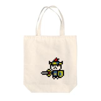 ネコブレイバー Tote bags