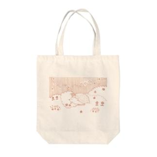 ハリネズミくん Tote Bag