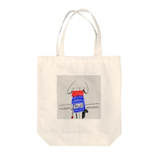 ボーイ・ミーツ・ガール Tote bags