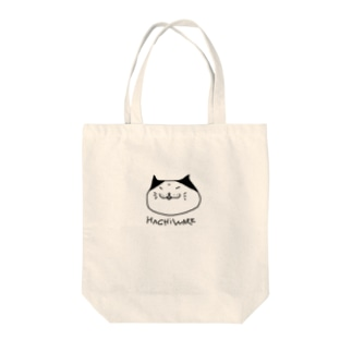 HACHIWARE Tote bags