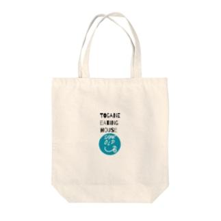 セイムオールド ロゴ Tote bags