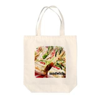 sandwich Tote bags