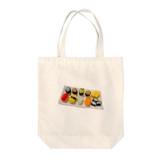 あかちゃん寿司⸜︎❤︎︎⸝ Tote bags