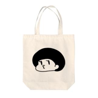 チムニー(アップ) Tote bags