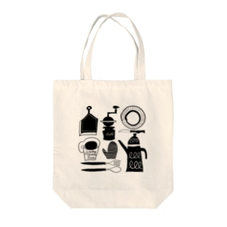 sunday morning books Tote bags