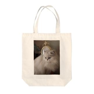 黄昏れはなちゃん Tote bags