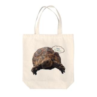 モーラ Tote bags