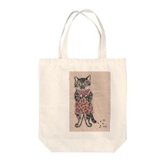 すいか猫 Tote bags