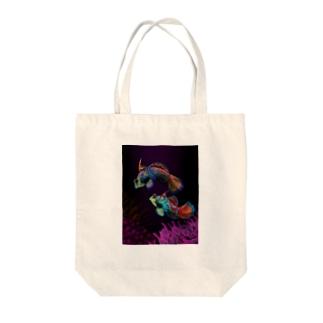 Nishiki-teguri Tote bags