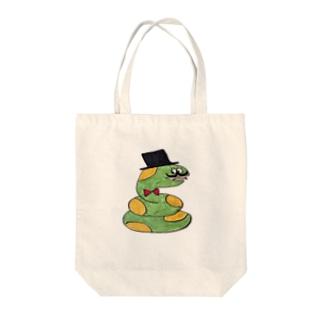 gentleman Tote bags